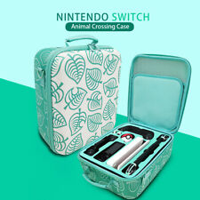Carrying Storage Travel Case for Nintendo Switch Animal Crossing Protective Bag