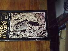 8µ? Revue Minéraux & Fossiles Guide Collectionneur n°75 Bois d'Asson Altenberg