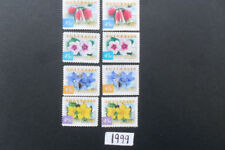 Flowers Australian Decimal Stamp Sets