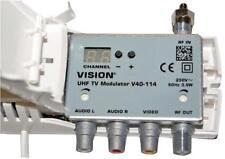 MODULATOR UHF DSB 240V - V40-114