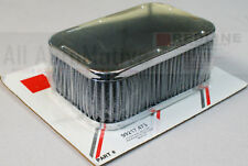 Weber 32/36 DFEV Chrome Air Filter Assembly Kit w/Clips gasket & hardware