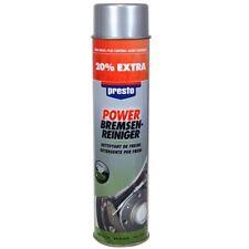 Presto 307287 Power Bremsenreiniger 600ml Spraydose mit Mehr Druck