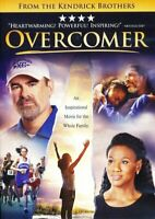 Overcomer (An inspirational Movie for the Family) (DVD, Special features, 2019)