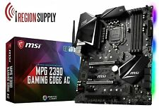 MSI MPG Z390 Gaming Edge AC LGA1151 Intel 8th & 9th Gen DDR4 ATX Motherboard