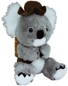 Elka Australia Koala Swaggie [30cm] Soft Plush Stuffed Cuddly Animal Toy NEW