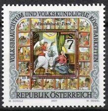 Österreich Nr.2343 ** Brauchtum 2001, postfrisch
