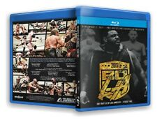 Pro Wrestling Guerrilla - Battle of Los Angeles 2017 Stage Two BLU-RAY, PWG BOLA