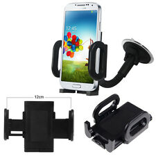 Support Voiture Car Mount Holder pour Samsung Galaxy S5 S4 S3 S2 Note 2 III GPS