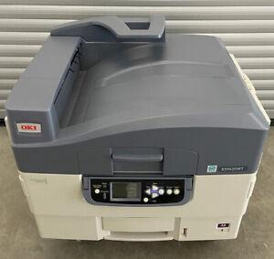 OKI ES9420WT Farblaserdrucker A3 Textildruck T-Shirt dunkle Textilien White PS3
