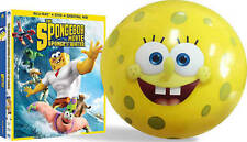 The SpongeBob Squarepants Movie: Sponge Out of Water Blu-ray beach ball best buy