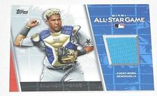 2017 Topps Update All-Star Stitches #ASR-SP Salvador Perez