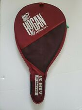 Marty Hogan Graphite Asm 31 Racket With Cover Ver Good Condition