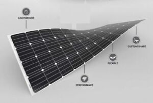 Genuine 150w Flexible Solar Panel Standard