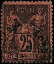France 1876 stamps definitive USED Mi 74 CV $18.70 171230058
