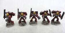 Warhammer 40k Space Marine Assault army lot jumpbacks painted blood angels #2