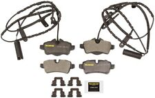 For Mini R50 R52 R53 Rear Disc Brake Pad Set Monroe Brakes DX1309W