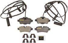 For Mini R50 R52 R53 Rear Disc Brake Pad Set Monroe Brakes DX1309W