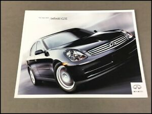 Repair Manuals Literature For Infiniti G35 For Sale Ebay