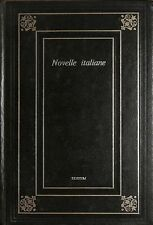Novelle italiane - La nostra biblioteca classica  Edipem 5196