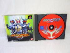 MASKED RIDER AGITO Item Ref/cbc PS1 Playstation PS Bandai Import JAPAN Game p1