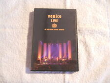"""Venice """"Live at the Royal Carre' theatre"""" 2003 DVD Idol Media 164 Minutes New $"""