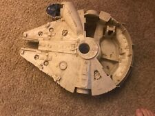 Vintage Star Wars Millennium Falcon 1979 Ship body shell NICE