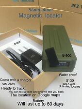 MAGNETIC GPS LOCATOR FOR ANY MOVING VEHICLE, TRUCK, MOTORCYCLE,