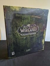 World of Warcraft: The Burning Crusade Collector's Edition (PC, 2007) SEALED wow