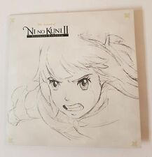 Ni No Kuni 2 II Revenant Kingdom The sound of Ni No Kuni II - Vinyl LP - NEW