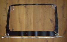 Pellicola PORTELLONE VW GOLF 1 GTI lunotto baule Decoro Adesivo bordatura