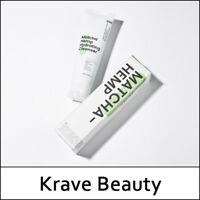 [Krave Beauty] Matcha Hemp Hydrating Cleanser 120ml / Korea Cosmetic / (VS셋)