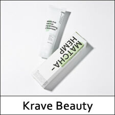 [Krave Beauty] Matcha Hemp Hydrating Cleanser 120ml / Sweet Korea Cosmetic /(R3)