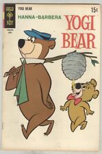 Yogi Bear #36 April 1969 VG+