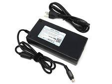 AC Adapter for Toshiba Qosmio X70 X75 X875 X870 X505 180W Power Supply Cord
