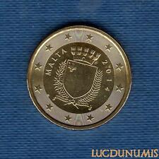 Malte 2014 - 10 Centimes D'Euro - Pièce neuve de rouleau - Malta