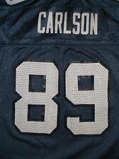 Seattle SEAHAWKS John CARLSON jersey YOUTH Med Reebok NFL printed