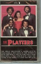THE PLATTERS - TOP HITS VOL.1 - CASSETTE - NEW