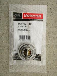 FORD MERCURY XR3Z-8575-BA MOTORCRAFT RT-1139 ENGINE COOLANT THERMOSTAT OEM NEW