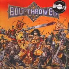 BOLT THROWER - War Master LP Full Dynamic Range FDR Earache Death Metal SEALED