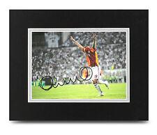 Harry Kewell Signed 10x8 Photo Display Galatasaray Autograph Memorabilia COA