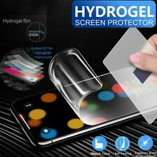 Screen Protector Film Full Cover Curved Soft Hydrogel For Sony Xperia 1 5 10 XZ