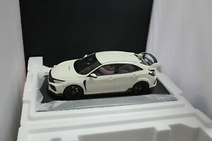 TOP SPEED 1/18 HONDA CIVIC TYPE R CHAMPIONSHIP WHITE TS0156 AWESOME DETAIL RESIN