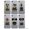 Disney Coque/Étui/Case Pour Apple iPhone 5/5s/SE/6/6s/7 / Protecteur d'écran Gel