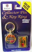 Jeff Gordon Collector Pin and Key Ring