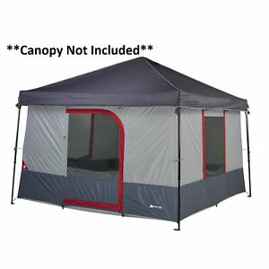 Ozark Trail 6-Person ConnecTent Straight-leg Canopy Sold Separately 6-Person