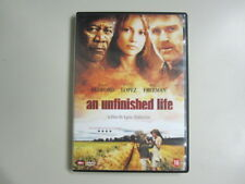 AN UNFINISHED LIFE  - DVD