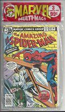 MArvel Multi Mags - 3 pack (1978) Spiderman 189, Micronauts 2, Thor 280