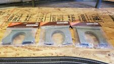 3 assorted HO Faller Tunnel Portal 2m packs. (6 total) .New.