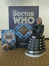 More details for doctor who davros robert harrop figurine statue limited edition