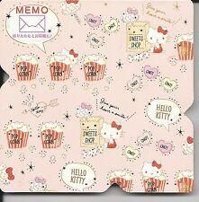 Sanrio Hello Kitty Notes Fold Memo